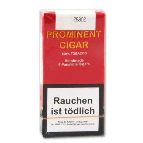 Zigarren Prominent Cigar Panatella 5 Stück