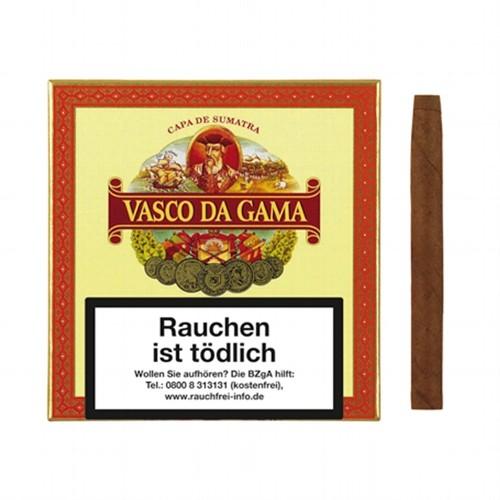 Vasco da Gama Capa de Sumatra 10 Zigarillos