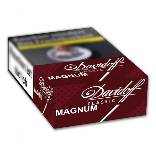 Davidoff Zigaretten Magnum (10x20)