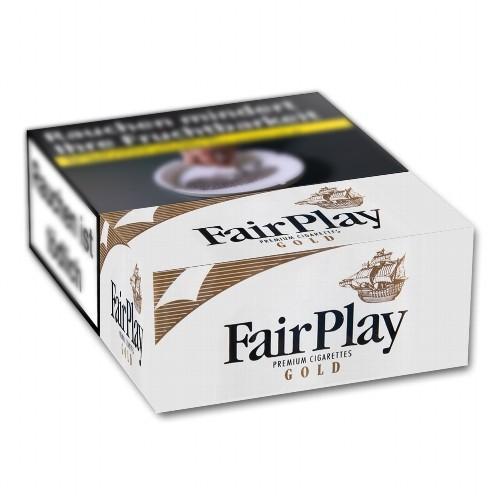 Fair Play Gold Zigaretten Big Pack (8x22)