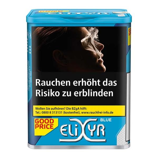 Elixyr blue Zigarettentabak