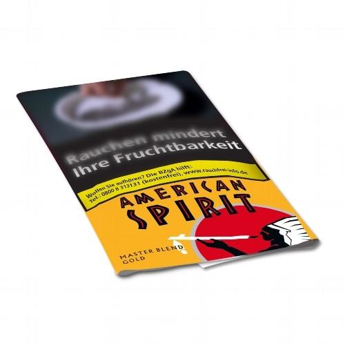 American Spirit Zigarettentabak Master Blend Gold 30 Gramm