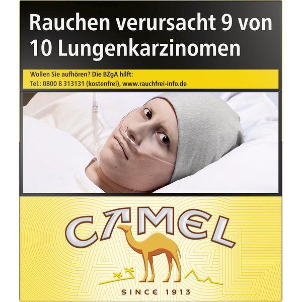 Camel Zigaretten Yellow Filter (8x34)