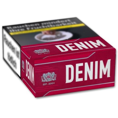 Denim Red Zigaretten XXL-Box (8x30) / EHEMALS BURTON VALUE!!!!
