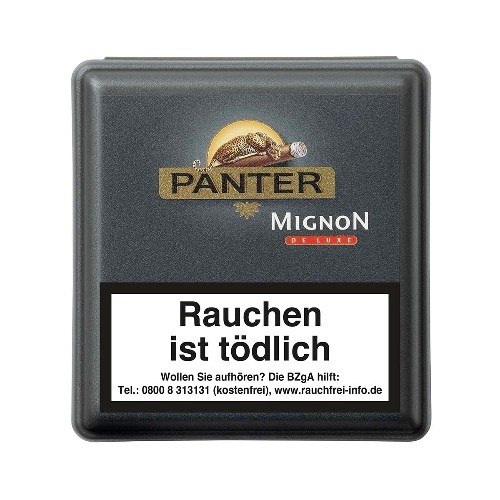 Panter Mignon de Luxe 20 Zigarillos
