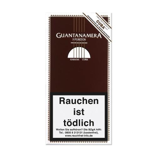 Guantanamera Puritos 5 Zigarren