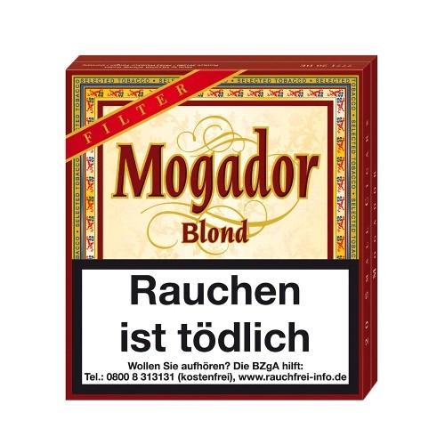 Mogador Blond Filter 20 Zigarillos