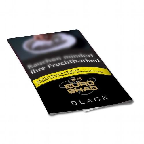 Zigarettentabak Euro Shag Black 40 Gramm