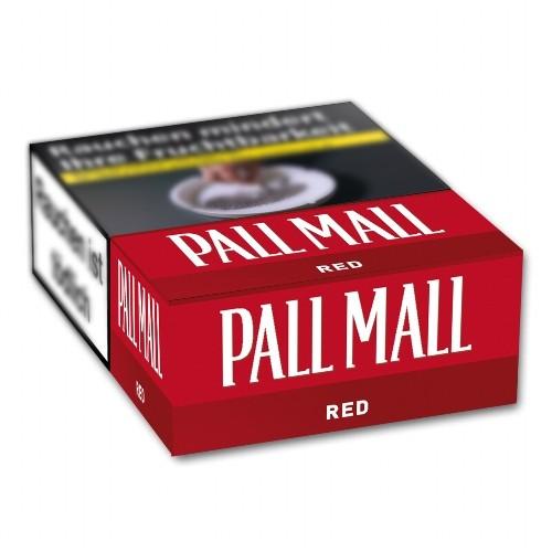 Pall Mall Zigaretten Red (10x20)