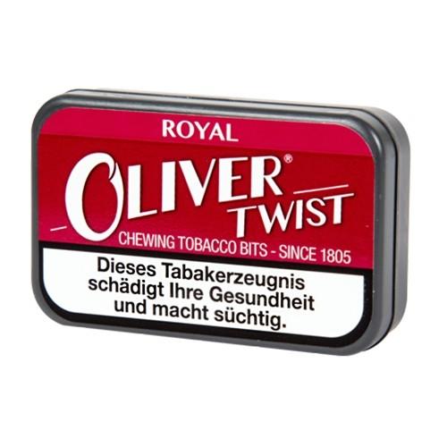 Kautabak Oliver Twist Royal Kautabak 6 Dosen