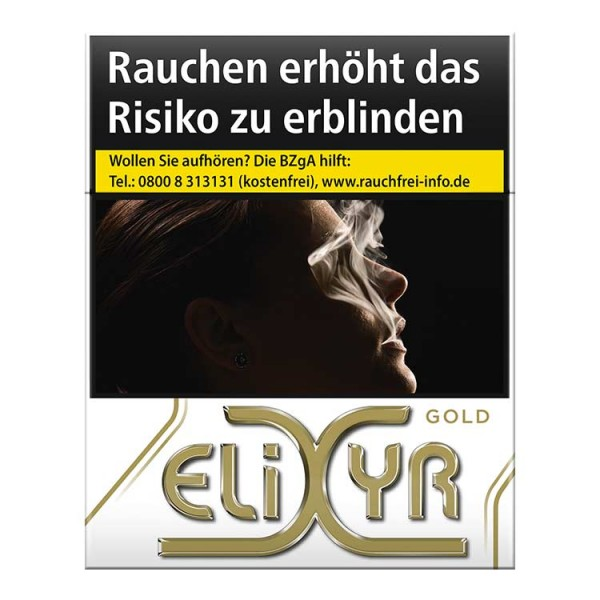 Elixyr Zigaretten Gold (8x23)