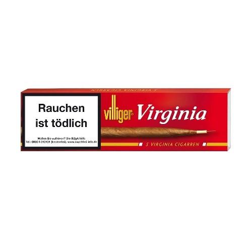 Villiger Virginia 5 Zigarren