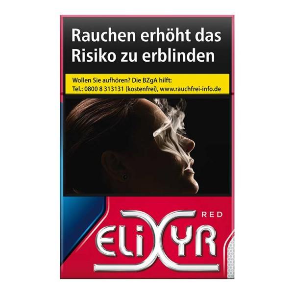 Elixyr Zigaretten red