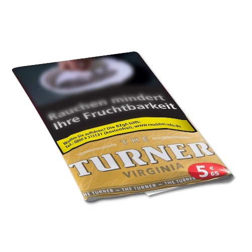 Zigarettentabak Turner Virginia 40 Gramm