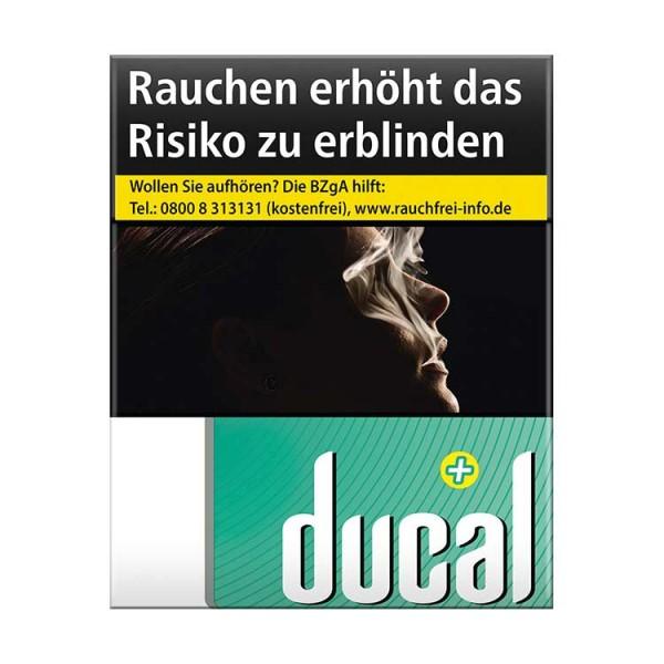 DUCAL+ Grün Zigaretten XL (8x25)