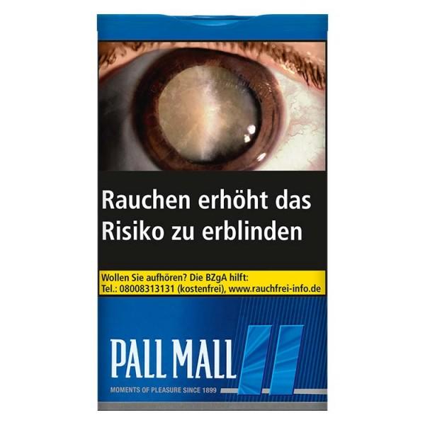 Zigarettentabak Pall Mall Blue Volumen XL-Dose 60 Gramm