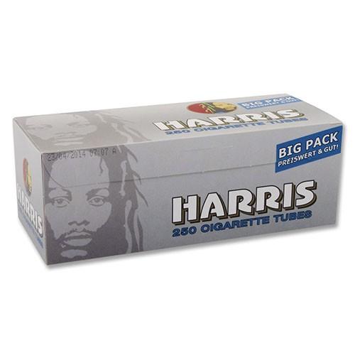 Zigarettenhülsen Harris King Size Big Pack 250 Stück