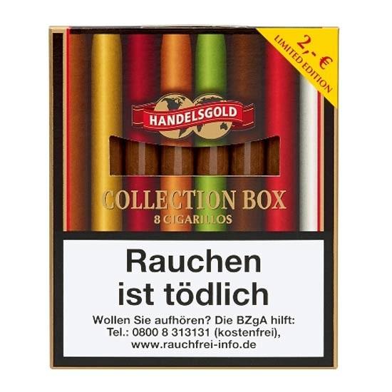 HANDELSGOLD Zigarillos Collection Box