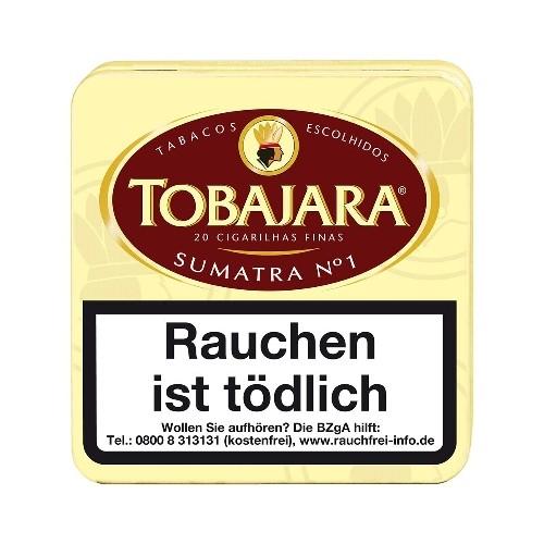 Tobajara No.1 Sumatra 20 Zigarillos