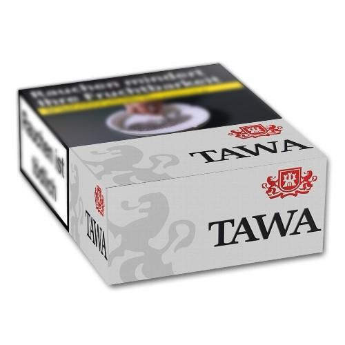 TAWA Zigaretten Silver XL (8x24)