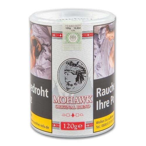 Mohawk Zigarettentabak Original Blend 120 Gramm
