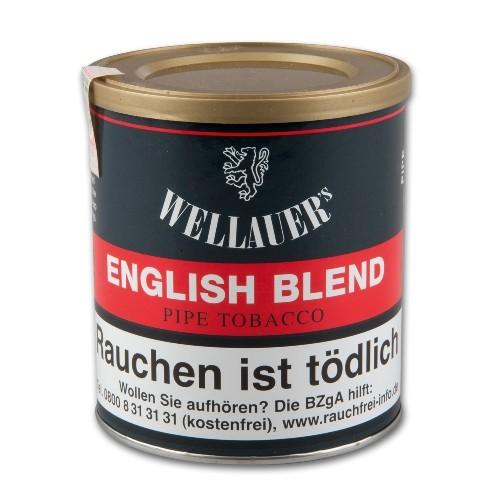 Pfeifentabak Wellauer's English Blend 200 Gramm