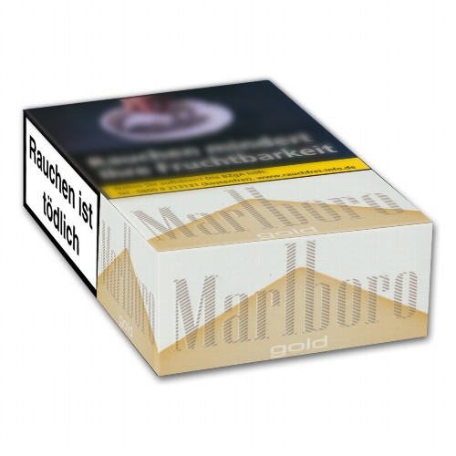 Marlboro Zigaretten Gold Automatenpackung (20x20)