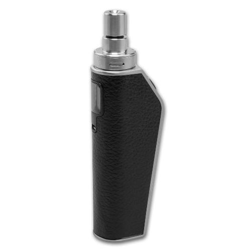 E-Zigarette SilverConcept SC Aster Total mit 1.600 mAh aus Edelstahl in silber schwarz