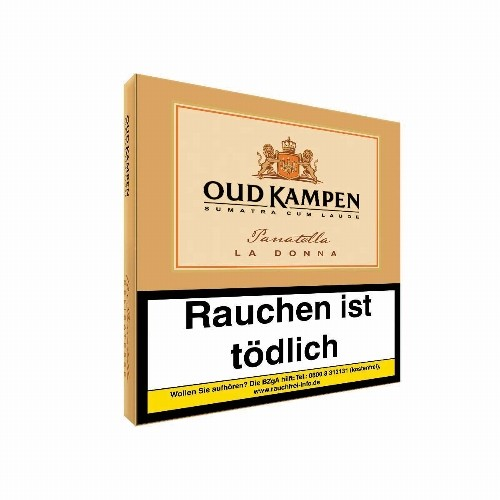 Oud Kampen Panatella La Donna 10 Zigarillos