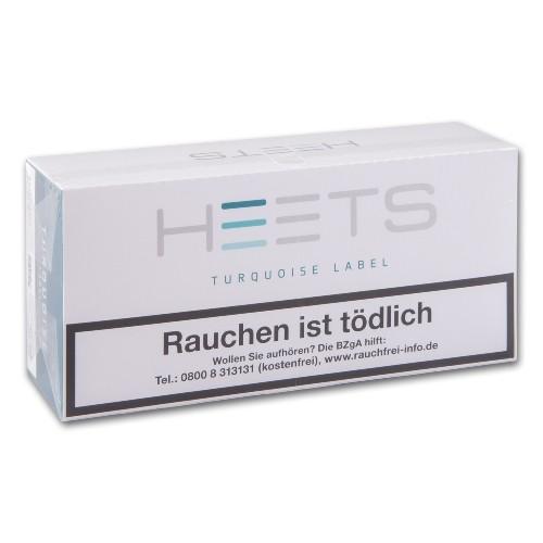 Heets From Marlboro Turquoise Selection 10 Schachteln