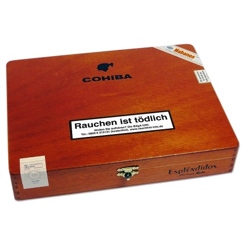 Cohiba Linea Clasica Espléndidos 25 Zigarren