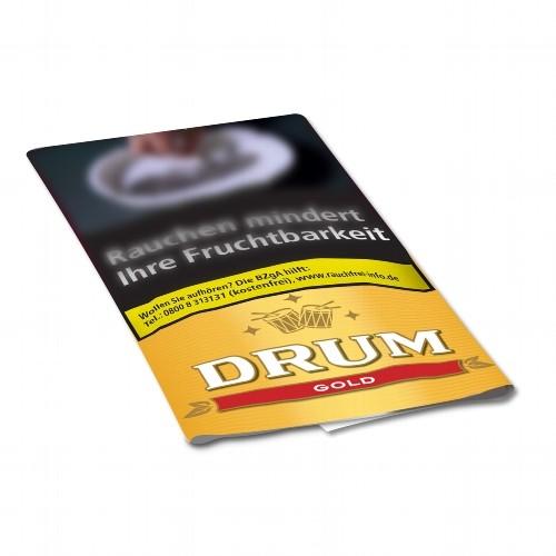 Zigarettentabak Drum Gold 30 Gramm