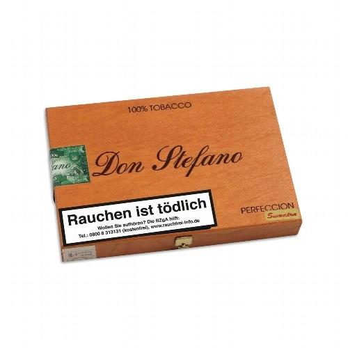 Don Stefano Perfeccion Sumatra 10 Zigarren
