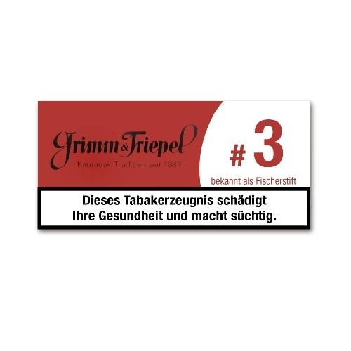 Kautatbak Grimm & Triepel No 3