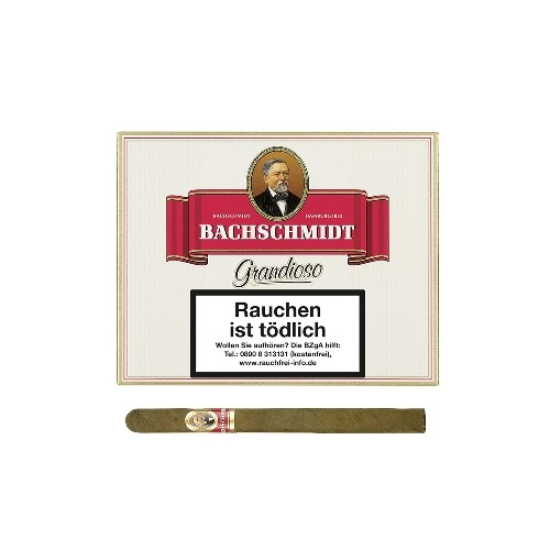 Bachschmidt Grandioso No.20 Sumatra 10 Zigarren