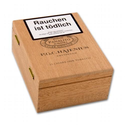 P.G.C. Hajenius Panalito Sumatra 25 Zigarren
