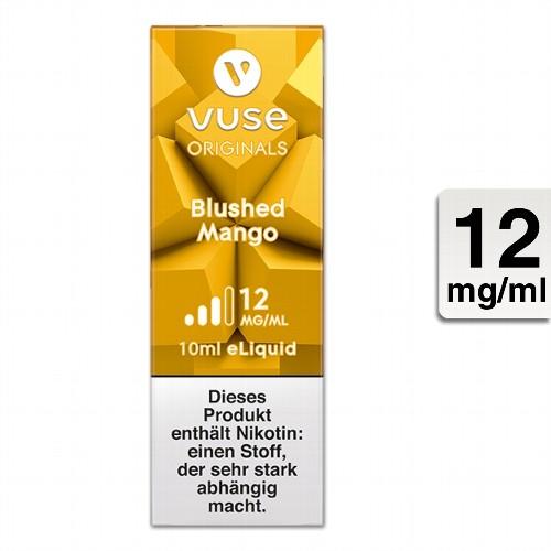 E-Liquid Vuse Bottle Blushed Mango 12 mg