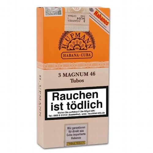 H.Upmann Magnum 46 Tubos 3 Zigarren
