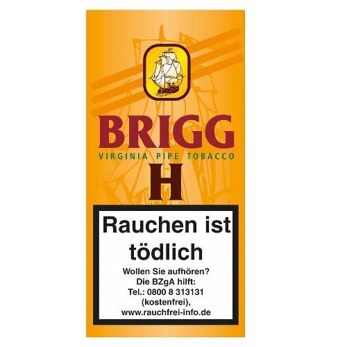 Pfeifentabak Brigg H 40 Gramm