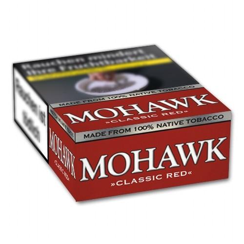Mohawk Zigaretten Classic Red Big (8x25)