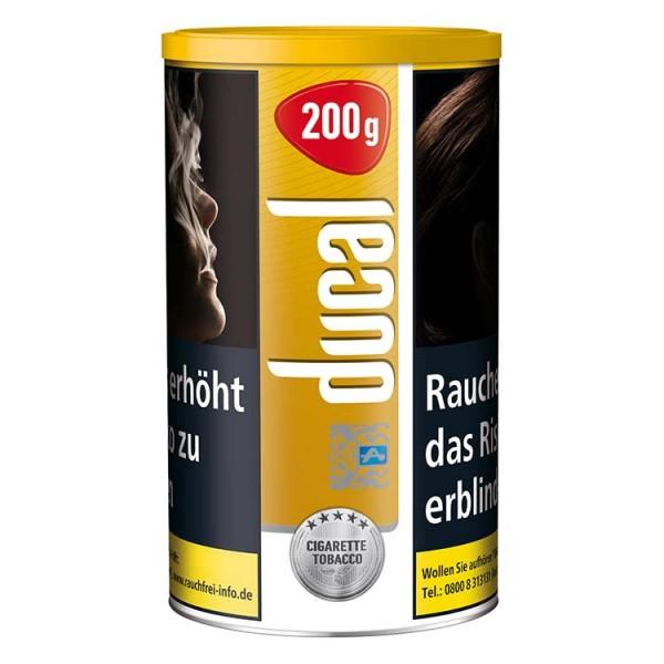 Ducal Gold Zigarettentabak 200 Gramm
