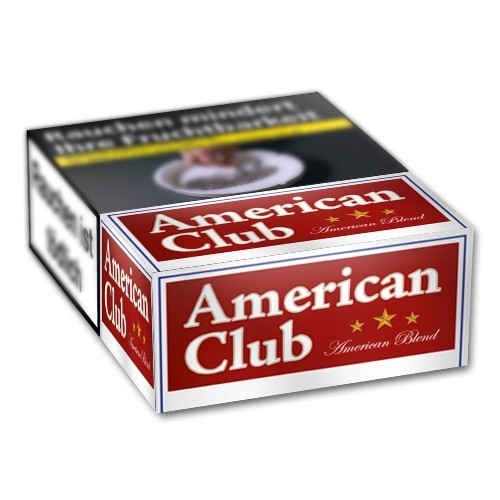 American Club Zigaretten Big Box (8x25)