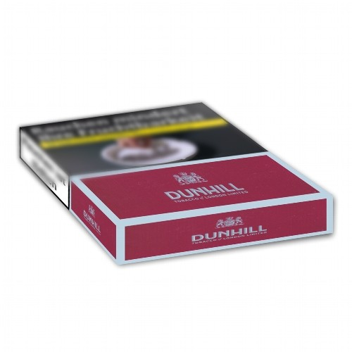 Dunhill Zigaretten International Red (10x20)