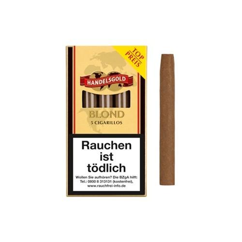 Handelsgold Blond 5 Zigarillos