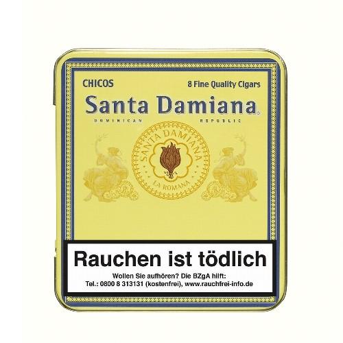 Santa Damiana Chicos 8 Zigarillos