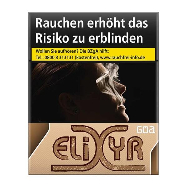 Elixyr GOA Zigaretten