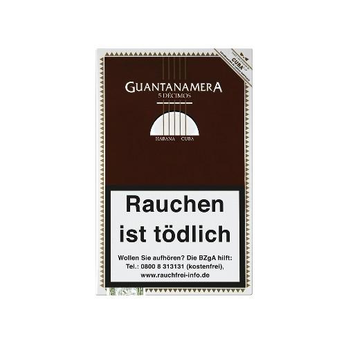 Guantanamera Décimos 5 Zigarren