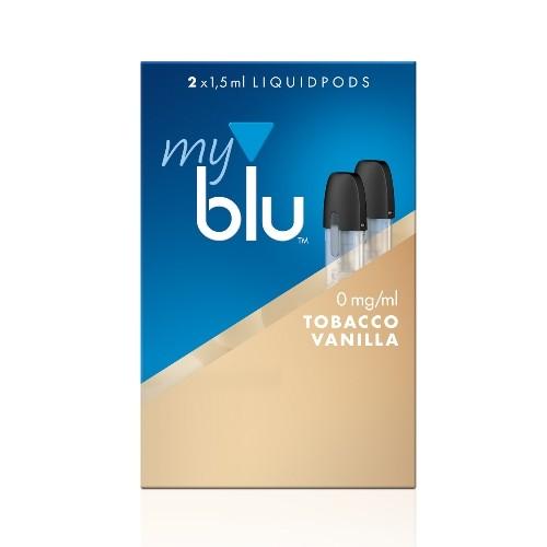 myblu Vanilla 2 x LIQUIDPOD ohne Nikotin