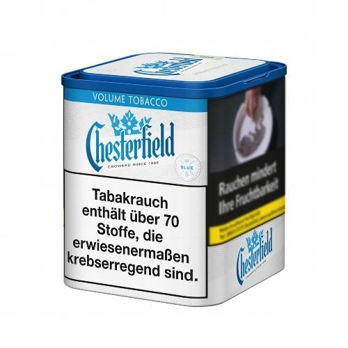 Chesterfield Blue Zigarettentabak Volumen 45 Gramm