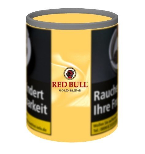Zigarettentabak Red Bull Gold Blend 120 Gramm